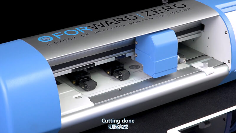 Use Screen Protector Plotter To Cut 12.9 Inches Films - 9
