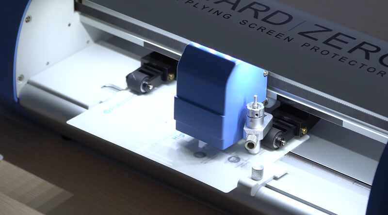 How To Use Universal Screen Film Cutter Of High end Version 1