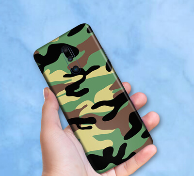 Advantages of Camouflage Series Back Film 3
