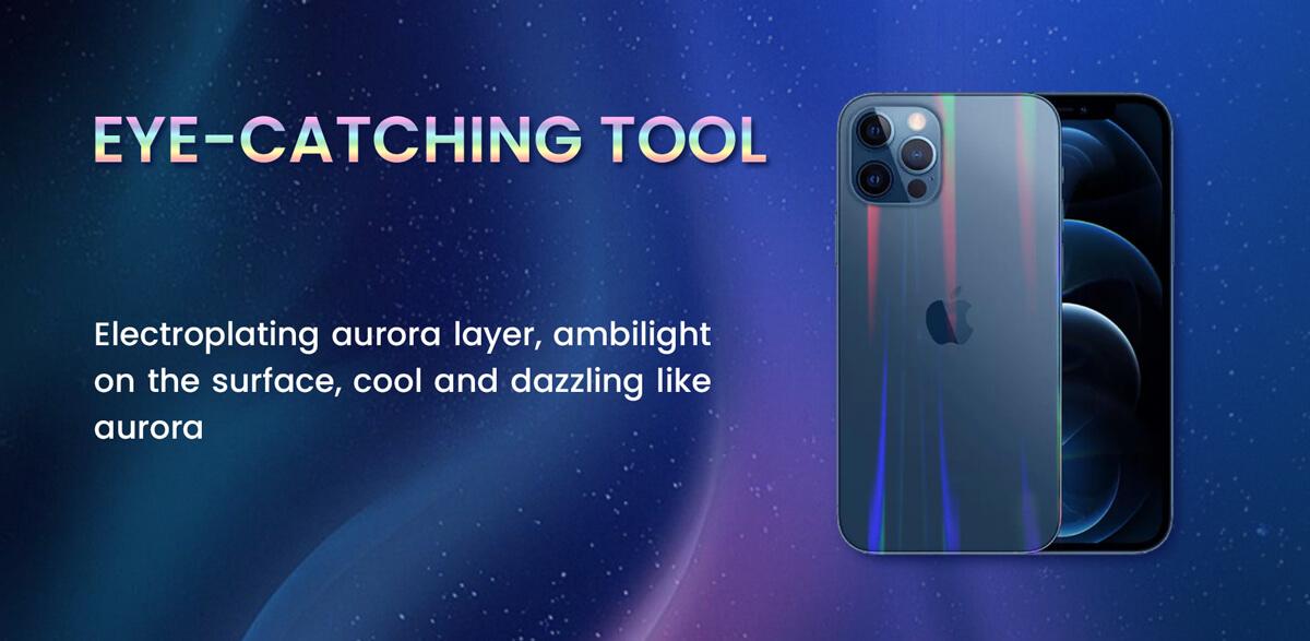 Advantages of Dazzle Aurora Back Protector Films 1