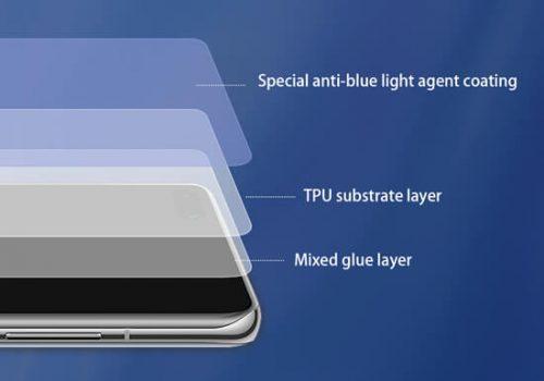 Anti blue light screen protector 1